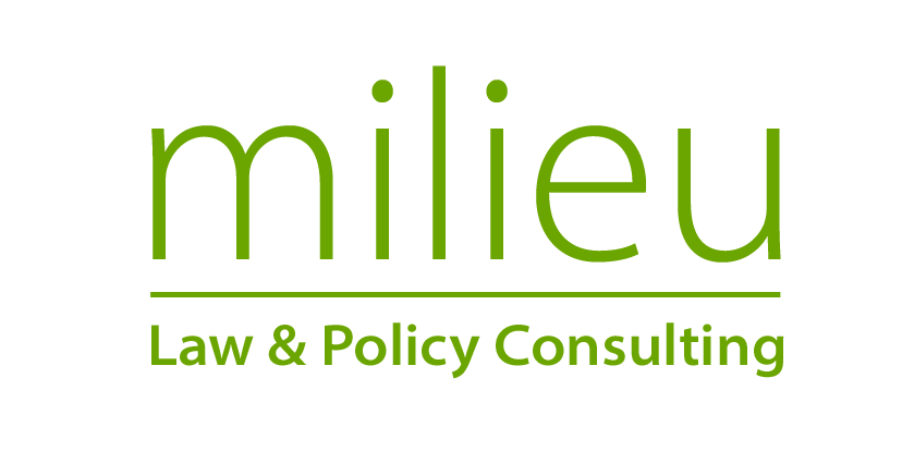Milieu - Law & Policy Consulting